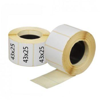 Термоэтикетка ЭКО 43x25 (800 эт)
