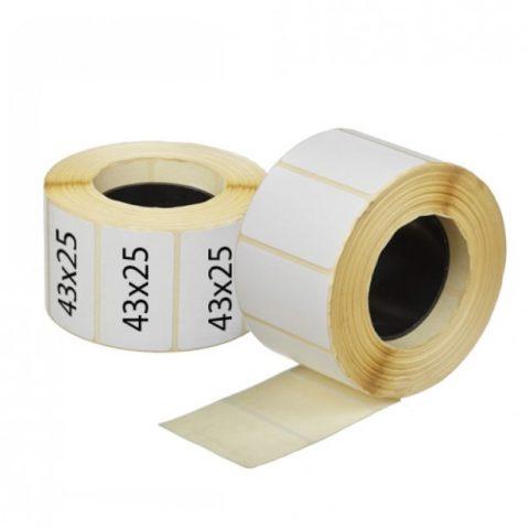 Термоэтикетка ЭКО 43x25 (1000 эт)