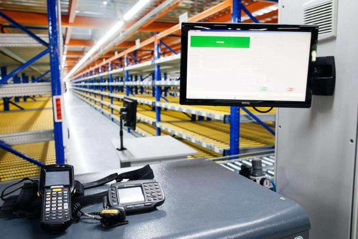 Автоматизация складского учета