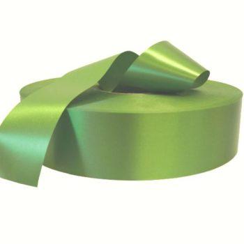 Сатиновая лента зеленая PS901C